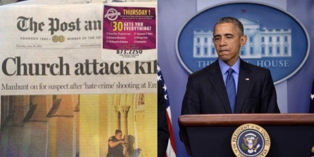 Em discurso após ataque na Carolina do Sul, Obama pede que acesso às armas seja