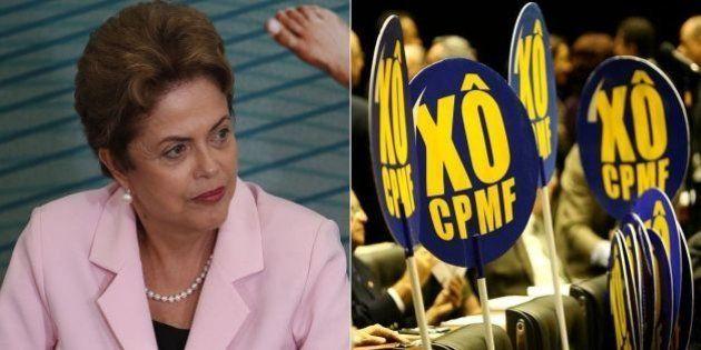 Dilma Rousseff recua e desiste de mandar recriação da CPMF ao Congresso