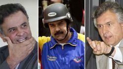 Senadores da oposição são hostilizados em Caracas por ativistas