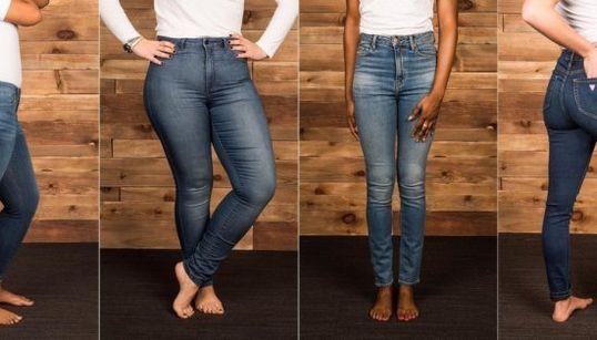 11 mulheres falam sobre a dificuldade de encontrar o jeans