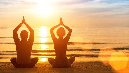 Como a ioga muda o seu corpo, a partir do momento que você começa a
