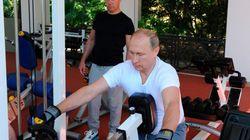 Para aumentar popularidade, Putin divulga fotos...