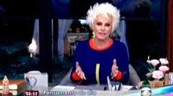ASSISTA: Ana Maria Braga abre 'Mais Você' com Slipknot e García