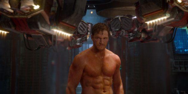 Chris Pratt: 'O corpo masculino deve ser tão objetificado quanto o feminino para haver