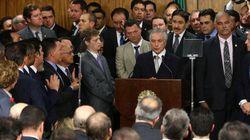 Ministério de homens faz Brasil despencar em ranking de igualdade de
