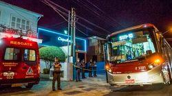 Motorista de ônibus atira em passageiro que se recusou a pagar passagem em