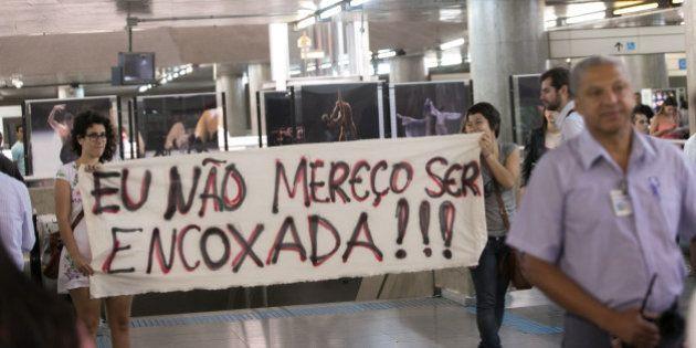 Cresce o número de denúncias de abuso sexual no Metrô de São