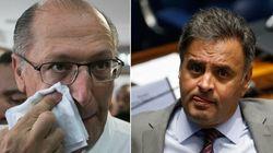 De olho em 2018, Alckmin engrossa tom para marcar posição como rival de