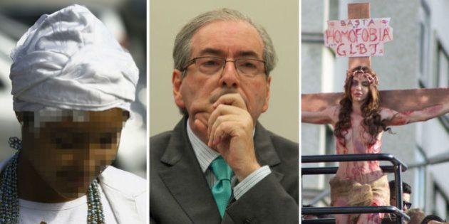 Cunha defende debate sobre intolerância religiosa no projeto que torna Cristofobia crime