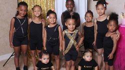 Ok, ladies! Esta garotinha ganhou uma festa incrível inspirada em 'Formation', de