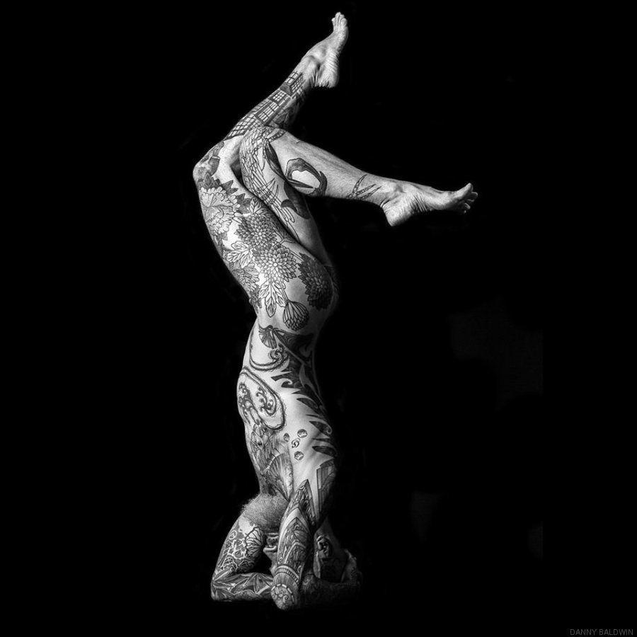 'Deep Skin', a série de fotografias que retrata lindamente os corpos de modelos