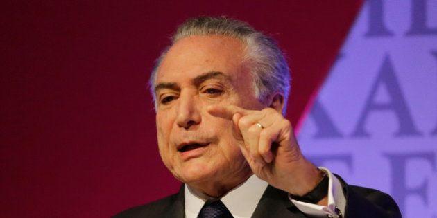 Michel Temer promete que não haverá aumento e volta de impostos para vencer