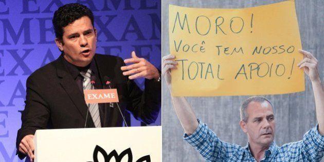 Juiz Sérgio Moro rebate Dilma Rousseff e diz que crise no País não é culpa da Operação Lava