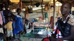 Milhares de sudaneses estão em condições subumanas em campo de deslocados, denuncia