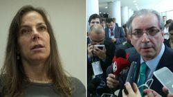 ASSISTA: Mara Gabrilli peita Eduardo Cunha: 'O senhor está com