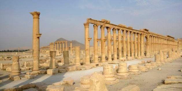 Estado Islâmico destrói parte do Templo de Bel, na