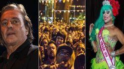 FOTOS: Virada Cultural tem noite de música, diversidade e 60