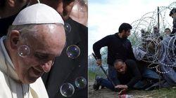 Papa diz que drama de migrantes 'ofende toda a