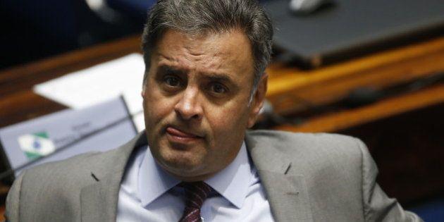 Senador Aécio Neves diz que irregularidades apontas sobre contas de sua campanha pelo TSE eram