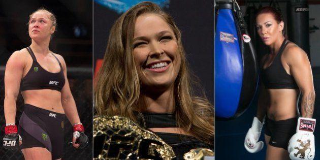 Ronda é a maior estrela do MMA. Só 'Cyborg' ainda não