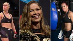 Ronda é a maior estrela do MMA. Aceita de uma vez,