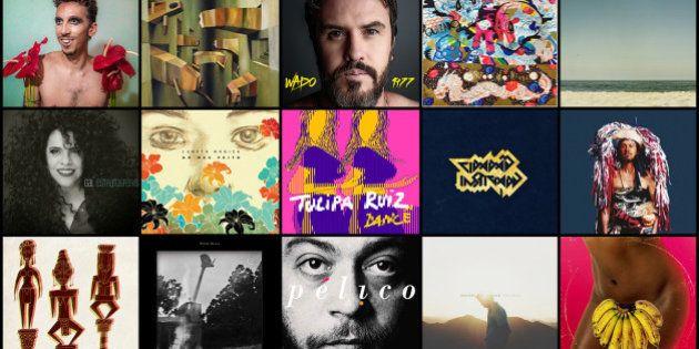 Da MPB ao Rock: 15 discos brasileiros de 2015 que você precisa