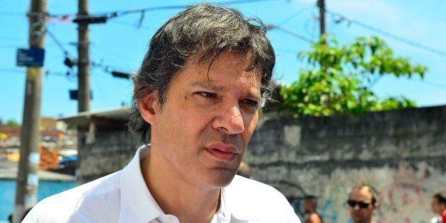 Haddad diz que adversários tucanos não têm mentalidade para debate político sobre São
