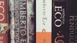 6 livros indispensáveis de Umberto Eco para sua