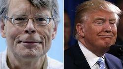Stephen King e outros mais de 600 escritores se unem contra Donald