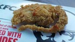 Rato frito encontrado em KFC dos EUA é