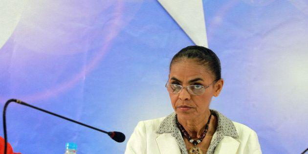 Marina Silva: 'É o atraso na política que está produzindo os problemas que temos no