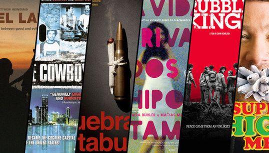 6 documentários na Netflix para entender o tráfico e a guerra às