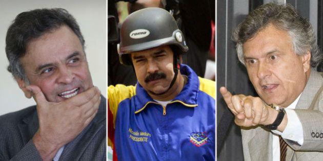 A missão dos senadores na Venezuela cumpriu seu objetivo: expôs que o Brasil apoia governos não