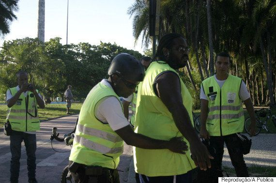 Operação policial financiada por empresários cariocas mira moradores de