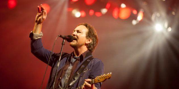 Maravilhosos! Pearl Jam vai doar cachê de show em Belo Horizonte para vítimas de