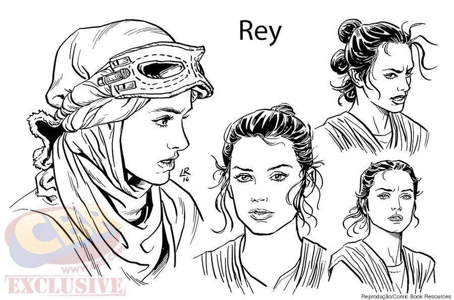 'Star Wars: O Despertar da Força' será adaptado para quadrinhos, anuncia
