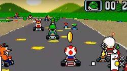 ASSISTA: O clássico 'Super Mario Kart' com 101 personagens é ainda mais