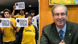 Contra decisão de Cunha, STF libera estudantes para a votação da PEC da