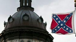 Após atentado, bandeira causa polêmica na Carolina do Sul.