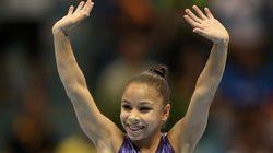 Ela vale OURO! Flávia Saraiva brilha em etapa da Copa do Mundo de ginástica