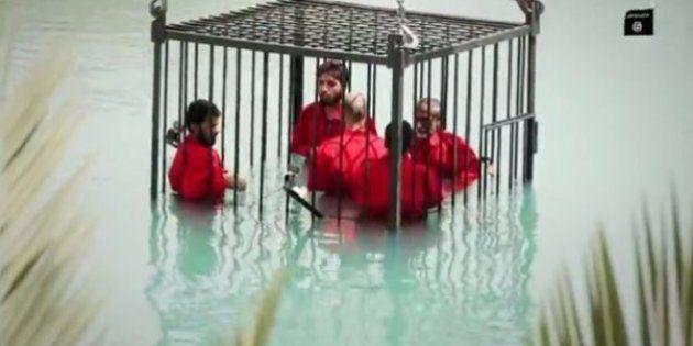 Estado Islâmico divulga novo vídeo em que 15 homens são