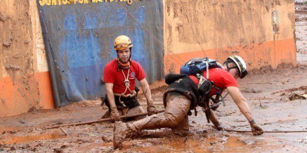 Mariana: Bombeiros recebem reforço para continuar a busca pelos