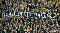 Crise migratória? Torcidas alemãs mostram que o futebol pode abraçar