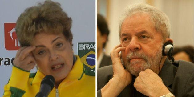 'Todo mundo tem direito de criticar, ainda mais o ex-presidente', diz Dilma sobre