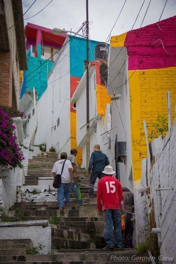 A incrível história de como o grafite ajudou a diminuir a violência de uma comunidade no