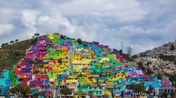 Como o grafite ajudou a diminuir a violência de uma comunidade no
