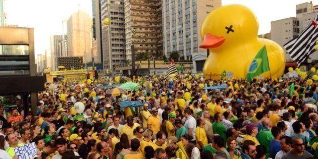 PMDB, PSDB, DEM e Solidariedade financiaram movimento pró-impeachment, diz