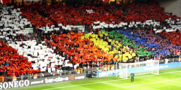 Fifa anuncia punições a seleções por cantos homofóbicos de
