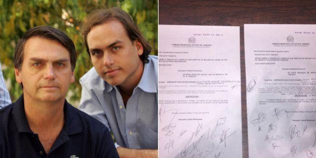 Filho de Jair Bolsonaro, vereador Carlos Bolsonaro quer banir feministas e LGBTs do Conselho da Mulher...