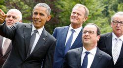 Terraço da embaixada americana em Paris esconde estação de
